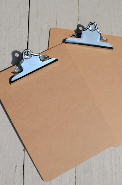 Plain Clipboards