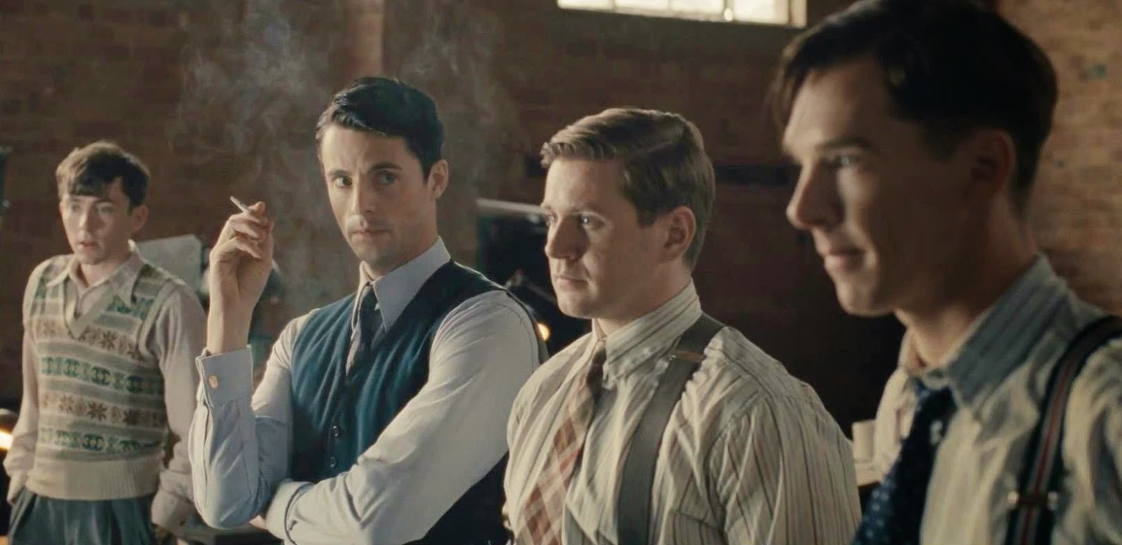 Love And Squalor Film The Imitation Game