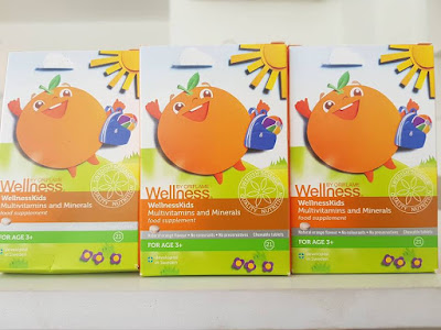 Tại Sao Nên Dùng WellnessKids Cho Trẻ Biếng Ăn, Chậm Lớn?