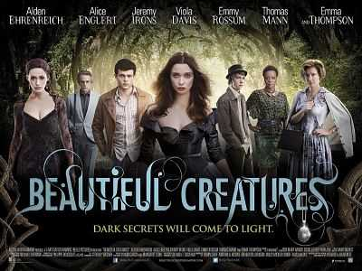 Beautiful Creatures (2013) 300mb Hindi Dubbed Dual Audio HD