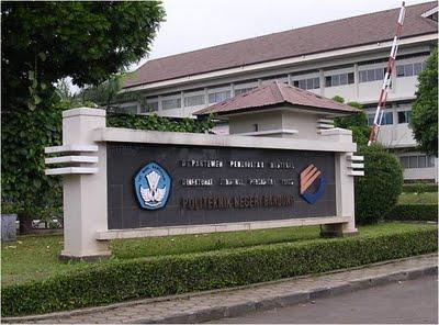 Informasi Penerimaan Mahasiswa Baru (POLBAN) Politeknik Negeri Bandung 2018-2019