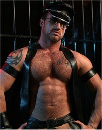Hot Gay Leather Men 108