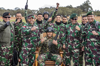 Pecinta Militer