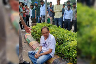 delhi molester pic