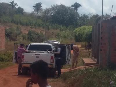 Polícia frusta tentativa de assalto ao Banco do Brasil de Poção de Pedras; uma quadrilha foi desarticulada.