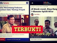 Nasrudin Joha: JK 'Menampar Muka' Jokowi?