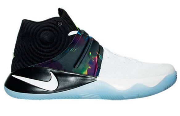 f396ce9e14b7 Here is a look at the new Nike Kyrie 2  Parade  Sneaker Available at 10am  EST HERE at FNL   HERE at Footlocker + GS sizes HERE . These shoes were for  when ...