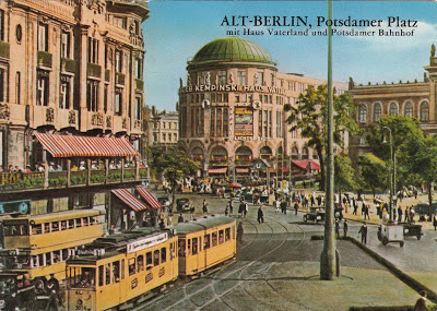Berlin - Potsdamer Platz- 1926