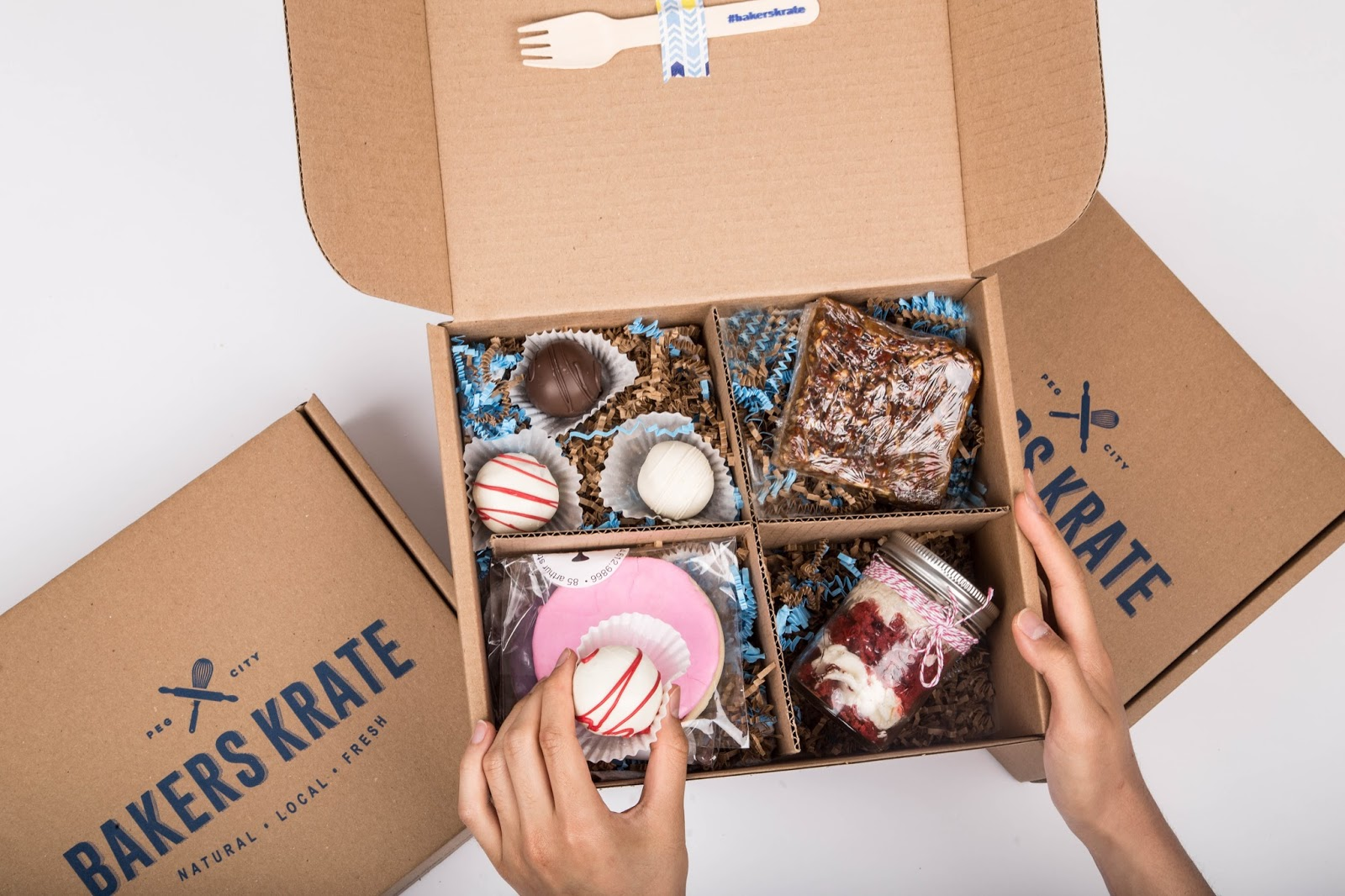 New Canadian Subscription Box Find - Bakers Krate