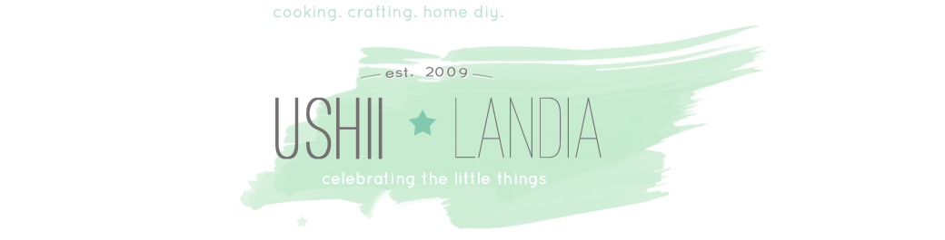 USHII ★ LANDIA. celebrating the little things