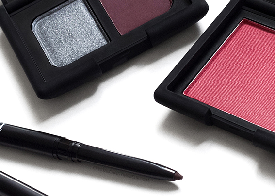 NARS x Sarah Moon Holiday 2016 Color Collection Impudique Indes Galantes Sichuan Review