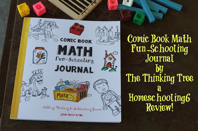 Comic Book Math by The Thinking Tree