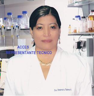 Representante Técnico en el ACCES