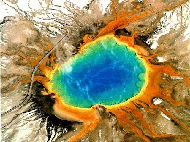 Morning Glory Pool – Yellowstone
