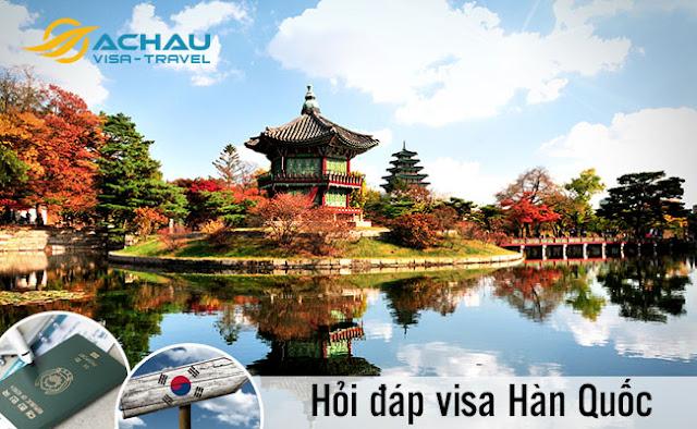 Không có sổ tiết kiệm có xin visa du lịch Hàn Quốc được không?