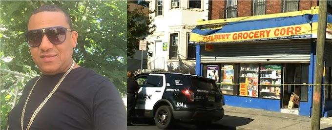 Policía de Newark en cacería para capturar asesino de bodeguero dominicano