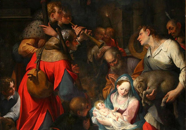 Homilia na Narodzenie Pańskie (B) – (Msza w nocy) – Pasterka
