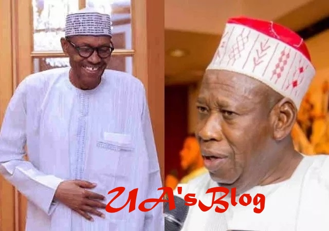 President Buhari Calls Ganduje A Responsible Leader, Gives Reasons