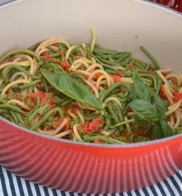fagiolini serpentini ricette