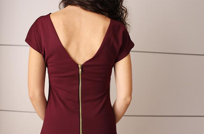 vestido-ajustado-cremallera-espalda-diy