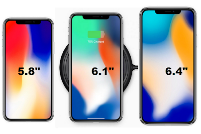 iPhone 9, iPhone X, iPhone XI, iPhone 11