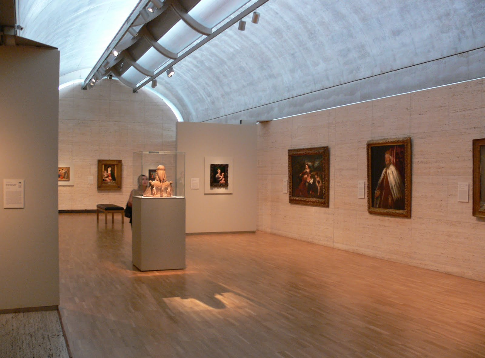 Daylight In Architecture Louis I Khan The Kimbell Museum