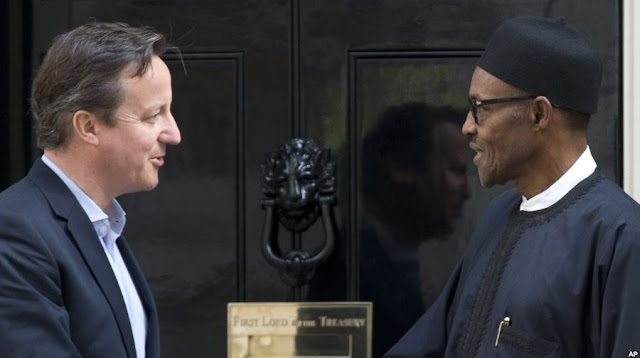 Fantastically corrupt comment: Cameron was being honest – Buhari
