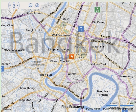 Sri Mariamman Temple Bangkok Location Map,Location Map of Sri Mariamman Temple Bangkok,Sri Mariamman Temple Bangkok accommodation destinations attractions hotels map reviews photos pictures,Sri Maha MariAmman Hindu Temple Bangkok history