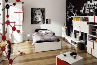 Phòng ngủ tuổi teen nội thất ngôi nhà mơ ước