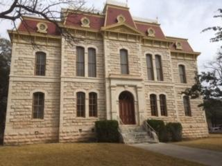 sonora texas courthouse history