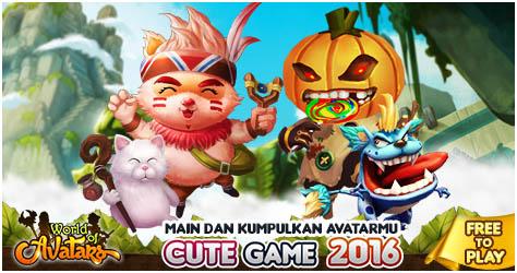Mengintip Mount di World of Avatars – Best Cute Game 2016