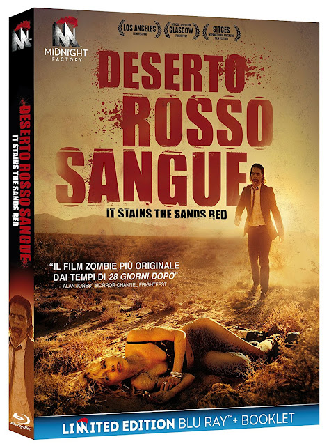 Deserto Rosso Sangue [Midnight Factory]