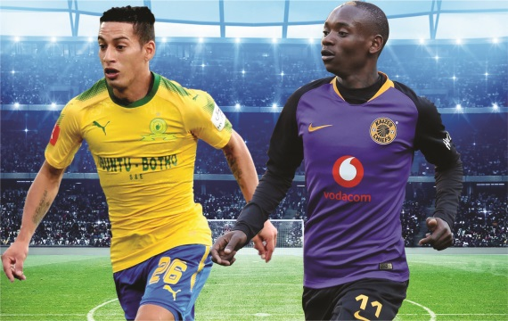 Defending champions, Mamelodi Sundowns, host Kaizer Chiefs on the opening day of the 2018/19 Premier Soccer League season.
