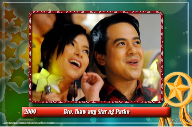 MUST LOOK: Angel Locsin's Christmas Station ID Appearance Through The Years!
