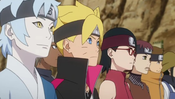 Boruto Naruto Next Generations – Episódio 56