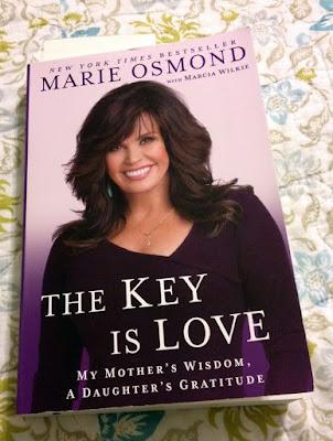 Marie Osmond - The Key is Love