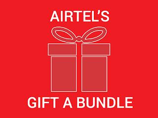 airtel gift a bundle