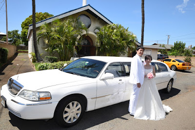 Hawaii Wedding Transportation