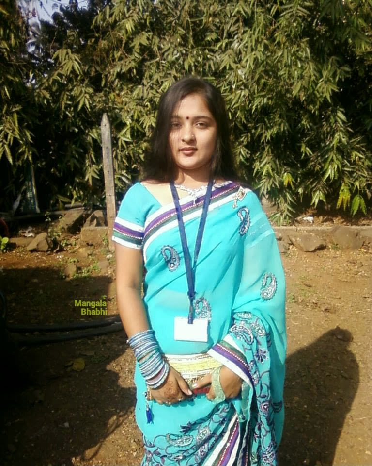 Popular North Indian Mangala Bhabi Phots Part 2 Of 11  Cute Girls And Aunties-9208