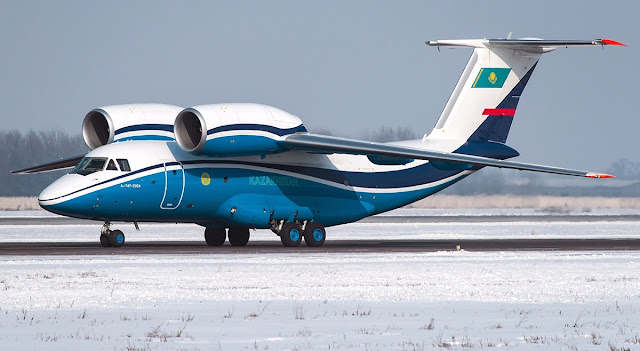 kazakhstan air force antonov an-74