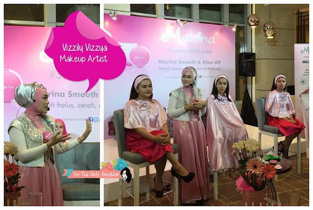 Rangkaian Marina Smooth & Glow UV untuk Wajah Halus, Cerah, Terlindungi, dan Tampil Cantik Bersinar