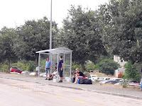 Nova autobusna čekaonica Sutivan slike otok Brač Online