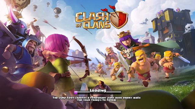 Cara bermain Clash of Clans untuk pemula