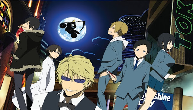 Download Durarara!! BD Subtitle Indonesia