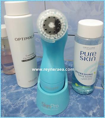 SkinPro Cleansing System dari oriflame