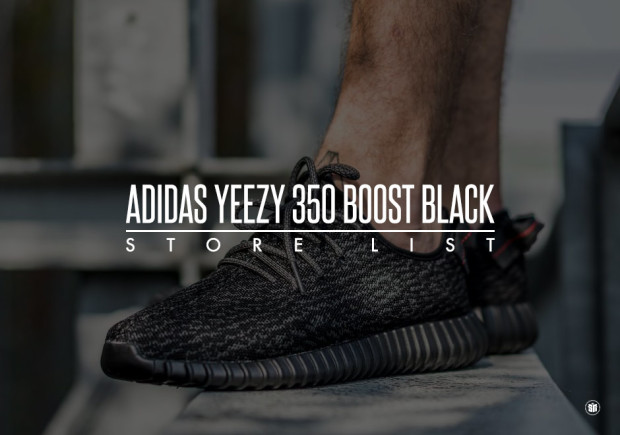453155f2d8d2e Complete Shop List For adidas Yeezy 350 boost
