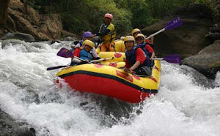 Arung Jeram / Rafting Bandung Lembang