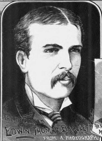 Edwin Bartlett drawing