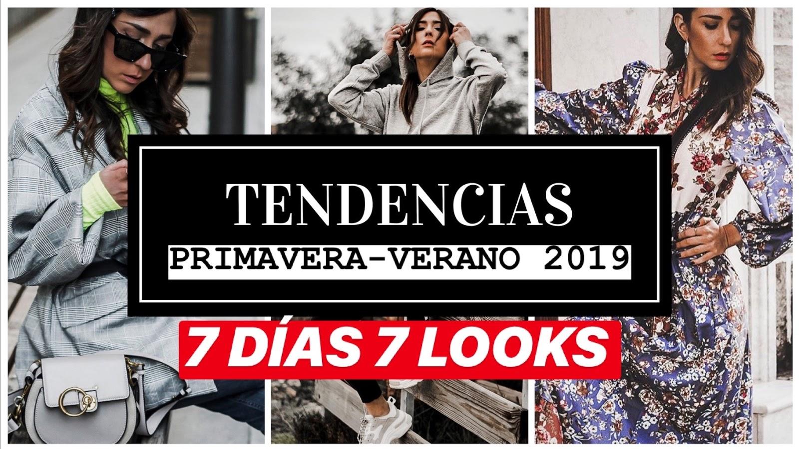 Tendencias primavera 2019 - ¿Cómo combinarlas  Looks con tendencias ... 782642049cf