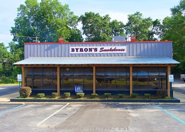 Byron's Smokehouse - Auburn, AL